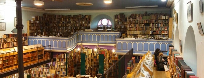 Leakey's Bookshop and Café is one of Must do in Inverness.