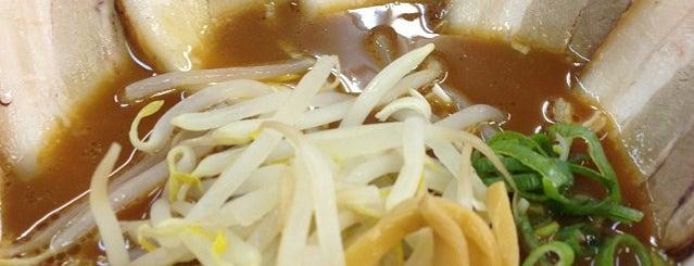 中華そば かど家 is one of 美味しいもの.