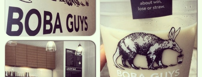 Boba Guys is one of Bay Area Ice Cream.