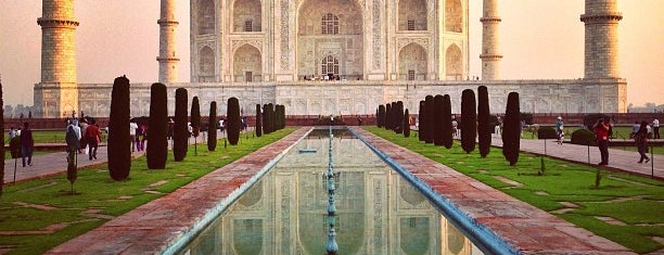 Taj Mahal | ताज महल | تاج محل is one of Our India Trip 2012.