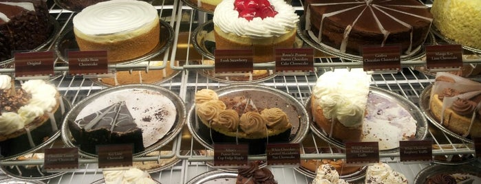 The Cheesecake Factory is one of Favorite Food.