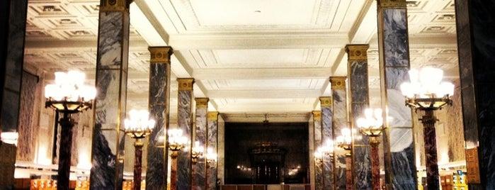 Российская государственная библиотека is one of Done List.
