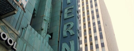 The Wiltern is one of L.A. to do.