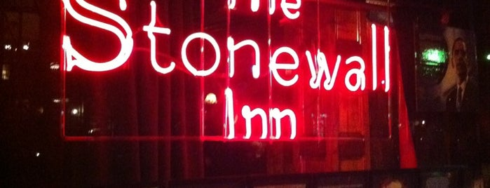 Stonewall Inn is one of New York New York.