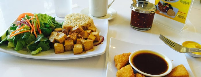 Loving Hut Vegan Cuisine is one of Good Karma.