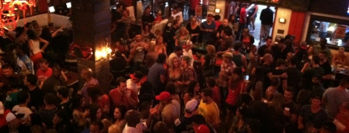 Lodge Restaurant & Bar is one of Princess' Tampa Hot Spots!.