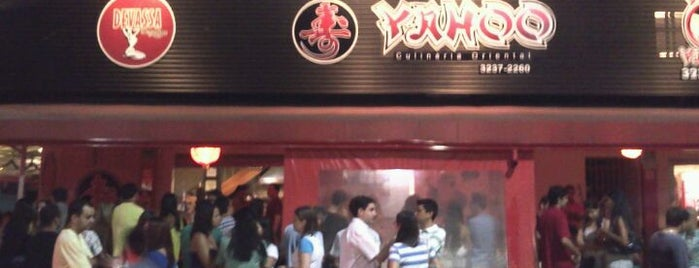 Yahoo Culinária Oriental is one of Favorite restaurants.