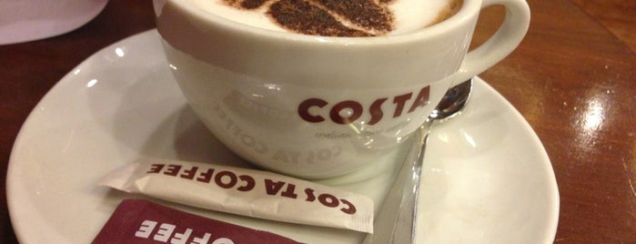 Costa Coffee is one of Guide to Navi Mumbai's best spots.