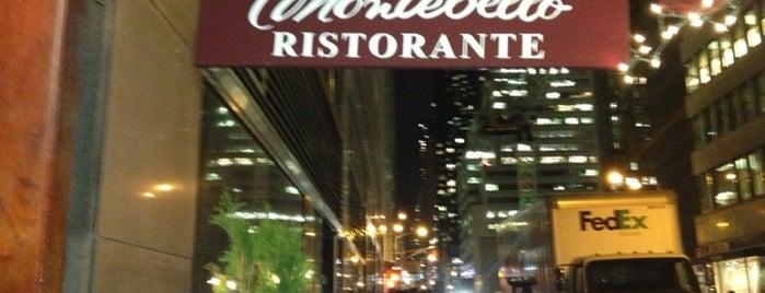 Montebello Ristorante Italiano is one of test.