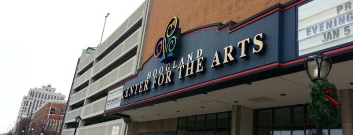Hoogland Center for the Arts is one of Springfield, Springfield!!.