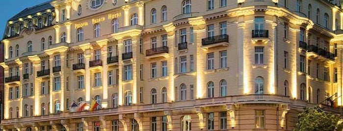 Polonia Palace Hotel is one of 36 hours in...Warsaw.