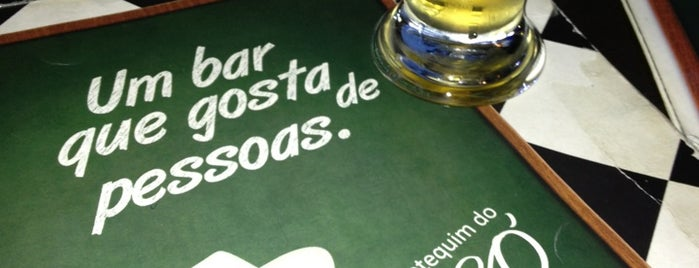 Botequim do Bozó is one of Best places in Sorocaba, Brasil.