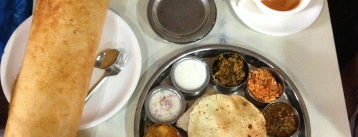 Kamat's Restaurant is one of The 20 best value restaurants in Mumbai, India.