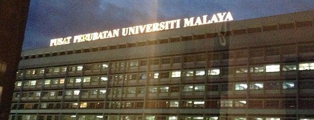 Universiti Malaya Medical Centre (UMMC/PPUM) is one of F&B.