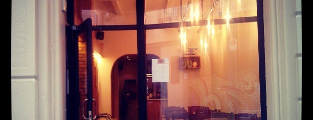 Polleria Fontana is one of My restaurants :).