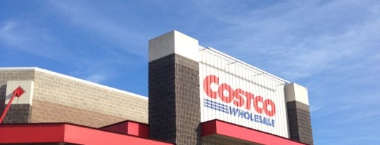 Costco Wholesale is one of Places I End Up Frequently.