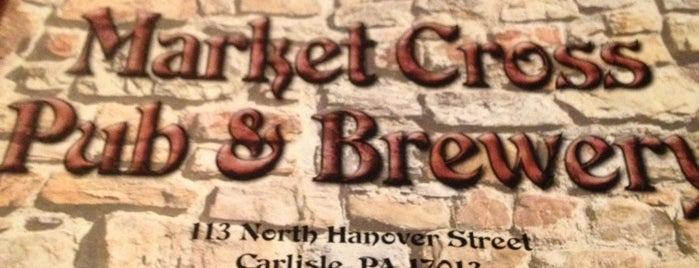 Market Cross Pub & Brewery is one of Best Places for Craft Beer.