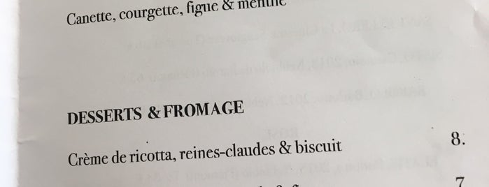 Capucine is one of Paris.