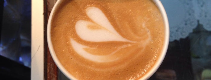 Latte Art is one of The 3-Hour Lunch.