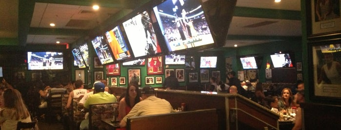 Duffy's Sports Grill is one of National Redskins Rally Bars.