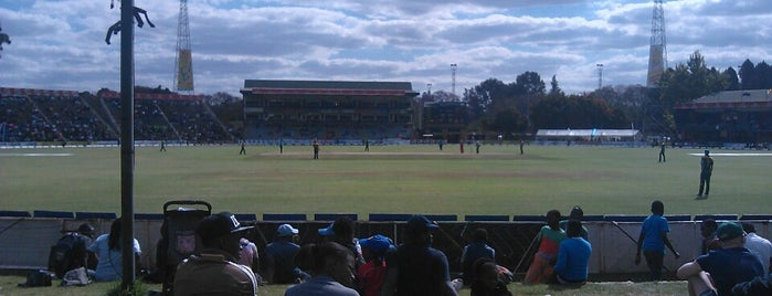 Harare Sports Club is one of All-time favorites in Zimbabwe.