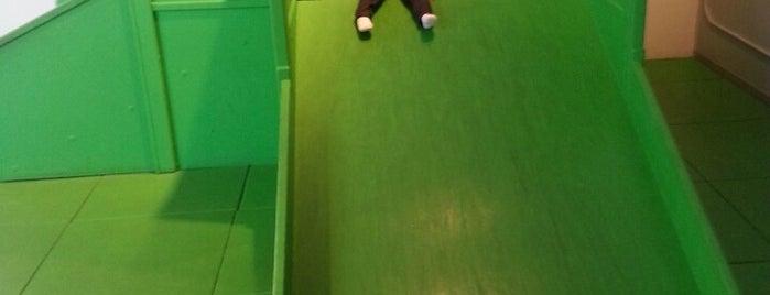 Children's Creativity Museum is one of Kid spots.