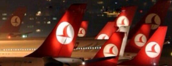 İstanbul Atatürk Airport (IST) is one of On my way.