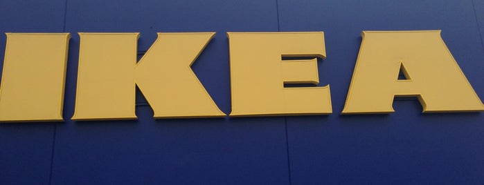 IKEA is one of * Gr8 Dallas Shopping (non-grocery).