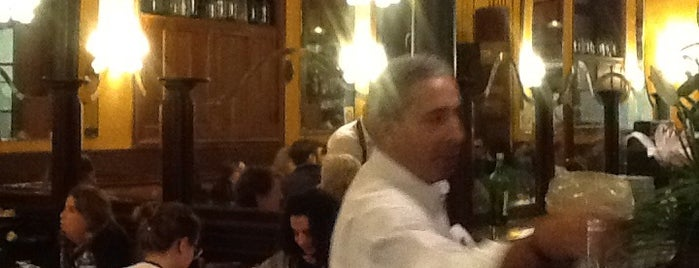 Chez Omar is one of Paris.