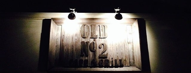 Old No 2 Cafe & Grill is one of food places and things.