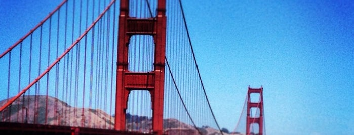Golden Gate Overlook is one of My fave vacation spots.
