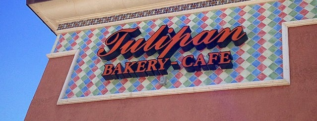 Tulipan Bakery & Cafe is one of West Palm Beach.