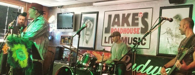 Jake's Roadhouse is one of Colorado's Music Venues.