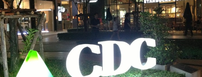 Crystal Design Center (CDC) is one of All-time favorites in Thailand.