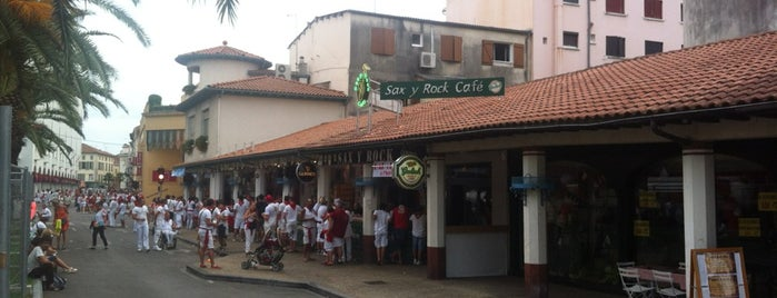 Sax Y Rock Café is one of Beer Map.