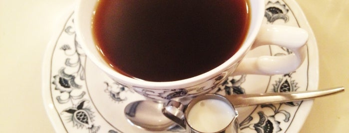 ヘッケルン is one of Top picks for Coffee Shops.