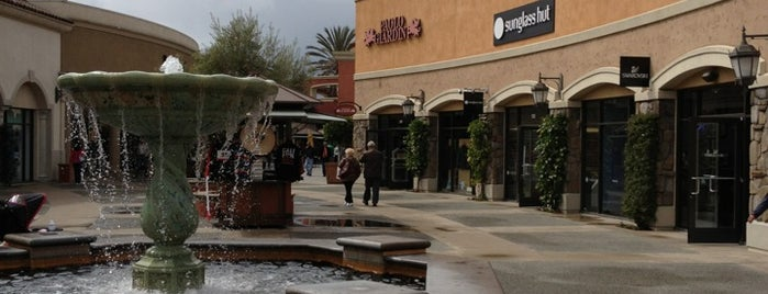 Las Americas Premium Outlets is one of L.A..