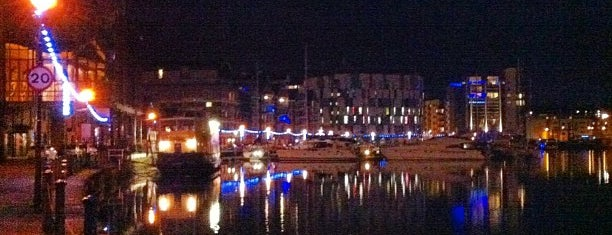 Ipswich Waterfront is one of Top 10 favorites places in Ipswich, UK.