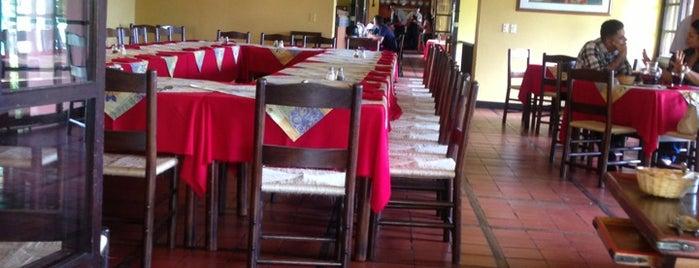 Restaurante Hato Viejo is one of Restaurantes.