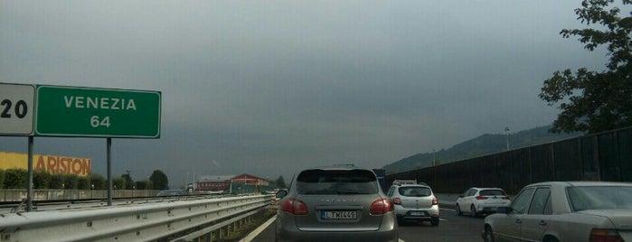 A4 Torino - Trieste is one of A4 Autostrada Torino - Trieste.