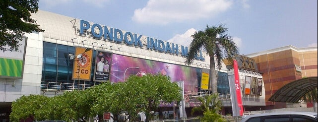 Pondok Indah Mall is one of most visited places in jakarta.