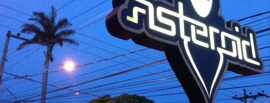 Asteroid is one of Best places in Sorocaba, Brasil.