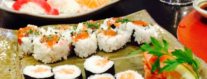 Bun Sichi is one of Restaurantes Japoneses Barcelona.