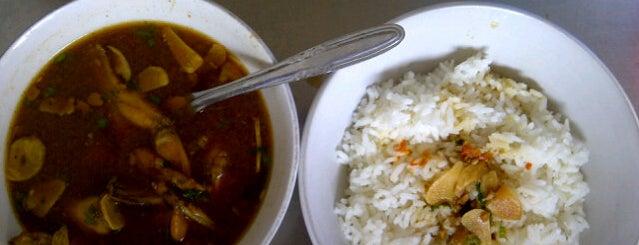 Warung Makan Mbak PING is one of Favorite Food.