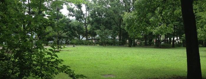 東大和南公園 is one of 歴史(明治~).