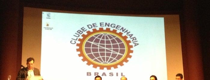 Clube de Engenharia is one of Ruas e Cidades.