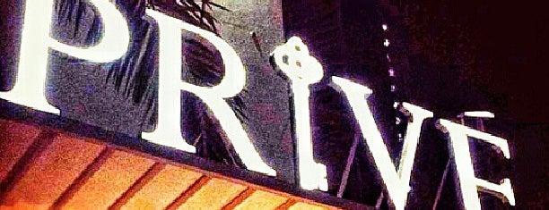 Privé Luxury Club is one of Restaurants.
