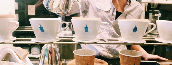 Blue Bottle Coffee is one of GOOD COFFEE.