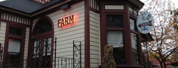The Farm Cafe is one of PDX To-Do.