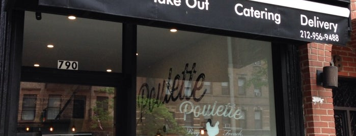 Poulette is one of To Try.